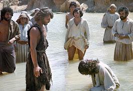 Évangile de Jésus-Christ selon saint Jean 1,6-8.19-28.