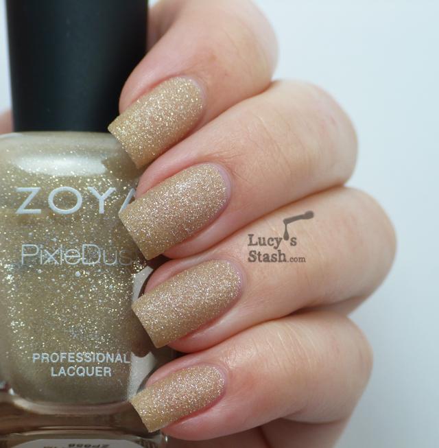Lucy's Stash - Zoya PixieDust Godiva