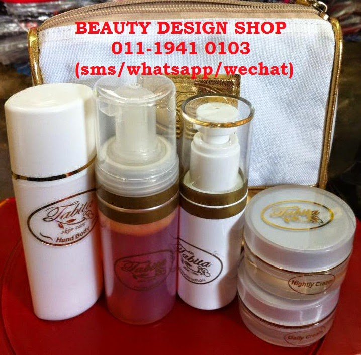 Beauty Design TABITA SKINCARE TERMURAH Amp 100 ORIGINAL