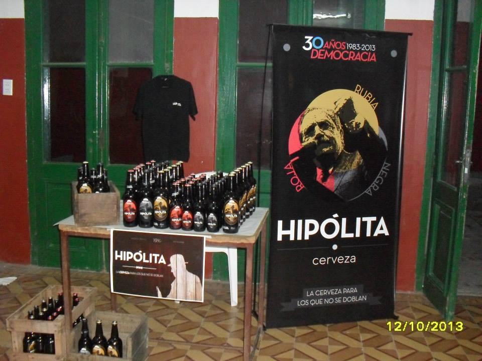 Hipólita Cerveza Artesanal