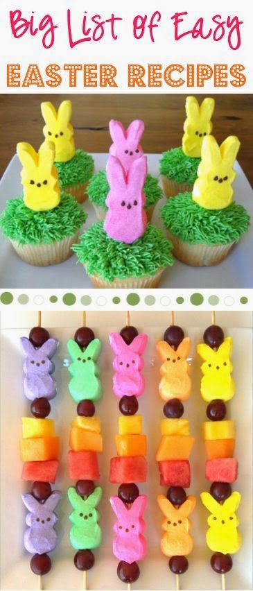 http://thefrugalgirls.com/easy-easter-recipes