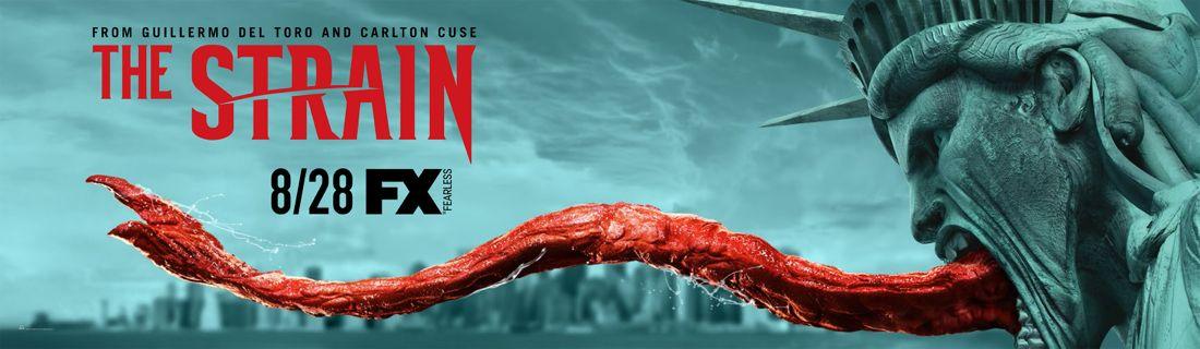 """""""The Strain"""" Season 3 Returns To FX 8/28"""