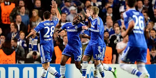 Video Gol Chelsea vs Schalke 04 7 November 2013
