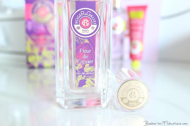 eau de parfum fleur de figuier roger gallet