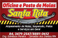 OFICINA E POSTO DE MOLAS SANTA RITA