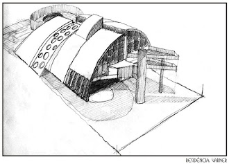 croquis - palladini arquitetura & cia