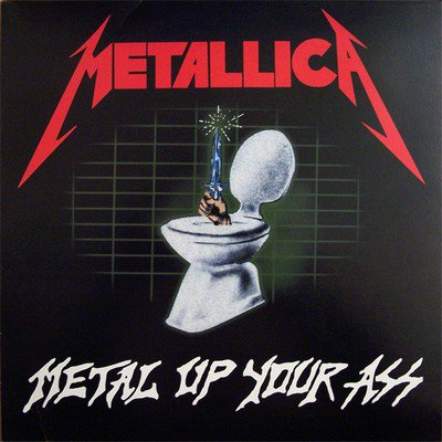 Metallica - Metal Up Your Ass Dude [Deluxe 2-CD Edition] (2015)