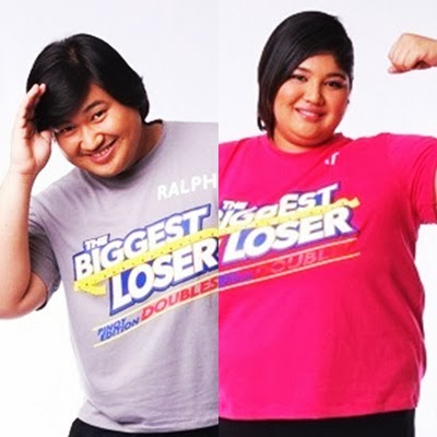 Ralph Du and Pat Martinez romance brewing in The Biggest Loser Doubles