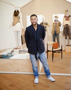 Now on Madewell Simplified: Meet the Head of Design - Somsack Sikhounmuong...