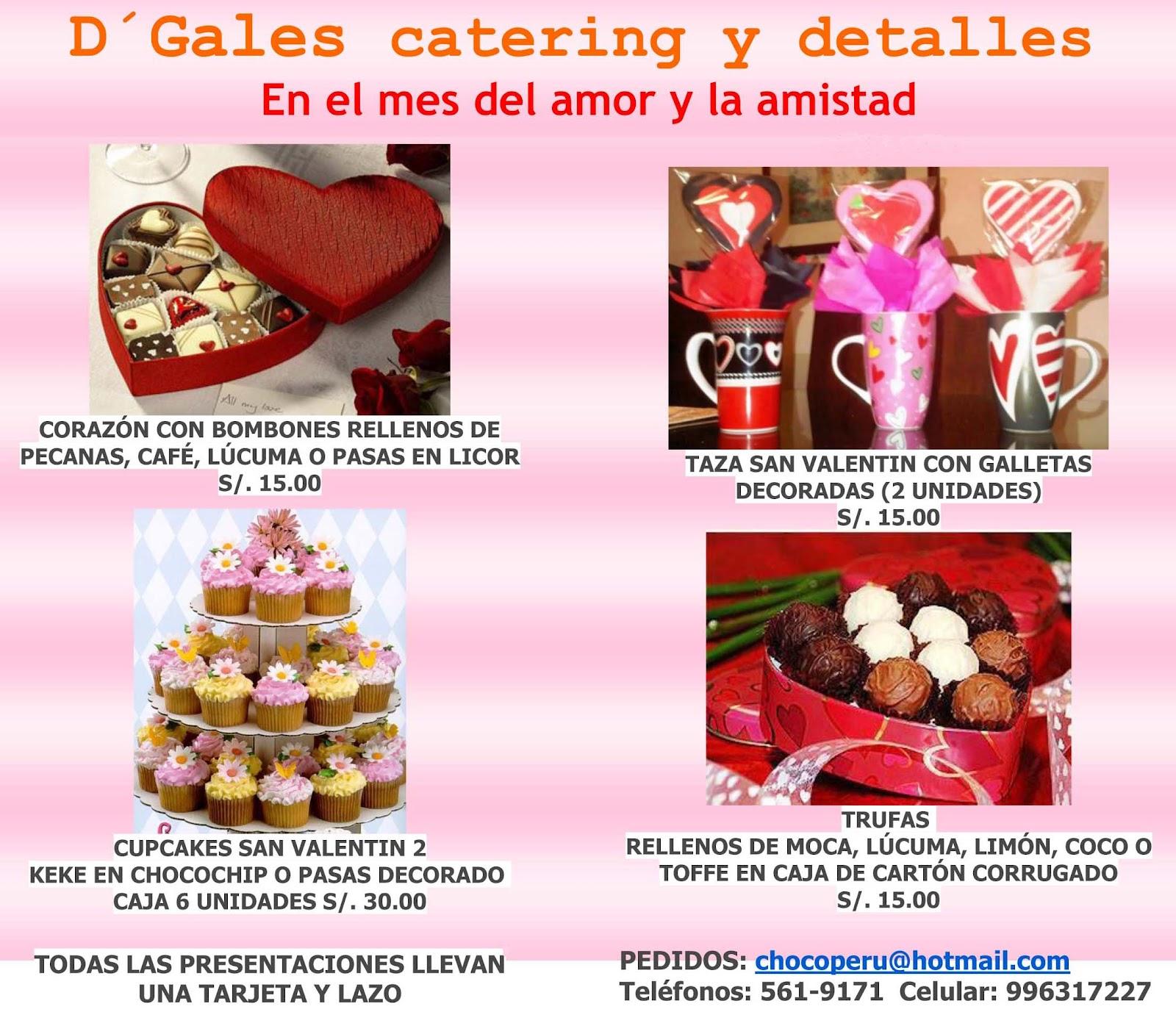 D gales catering y detalles detalles para el hogar d gales for Detalles para el hogar