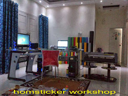 Homsticker Workshop
