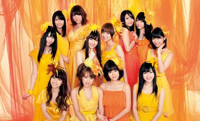 AKB48 Tokyo Pastel Sand