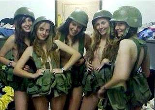 Israeli Girl Army, Israeli Army Hot Picture