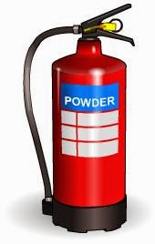 Tabung ABC Powder