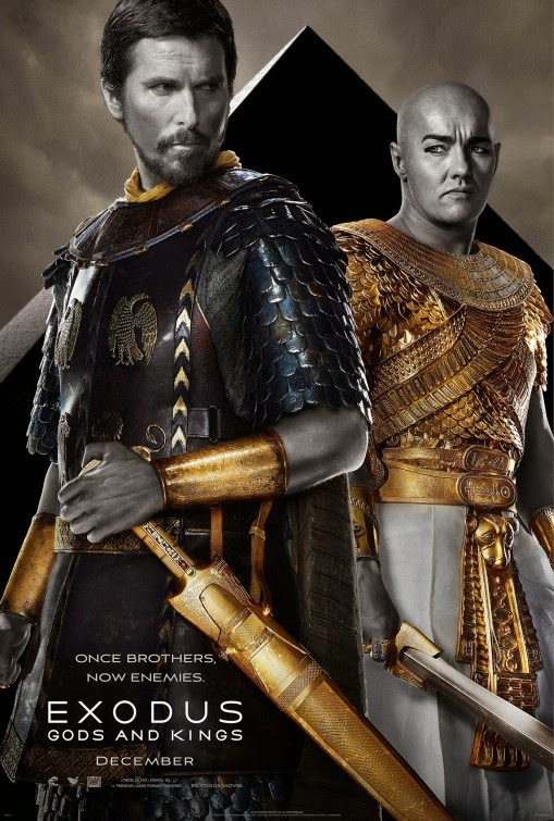 Exodus Gods and Kings film poster