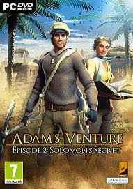 games Download   Adams Venture 2 Solomons Secret   PC (2011)