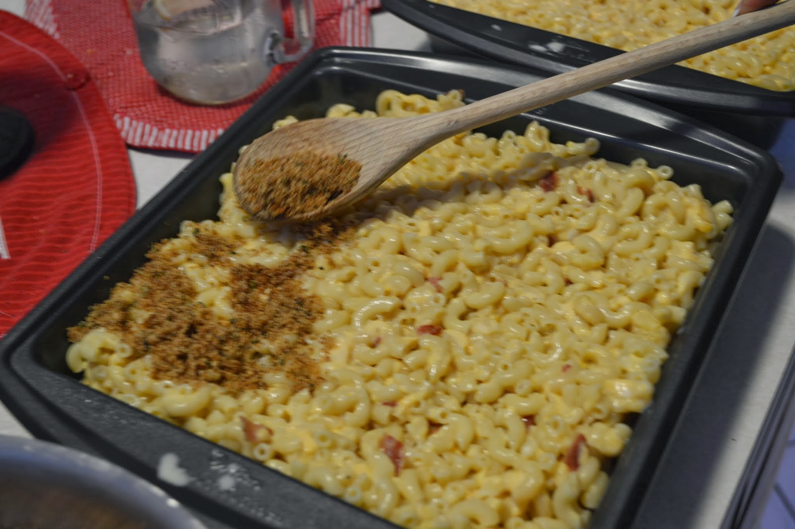 ... Everything But The Kitchen Sink Part 1: Mac & Cheese Freezer Meal
