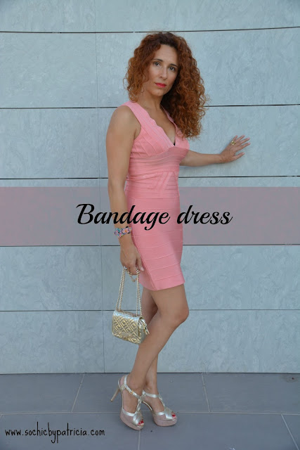 So chic by Patricia_Bandage Dress