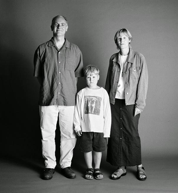 The Family, por Zed Nelson