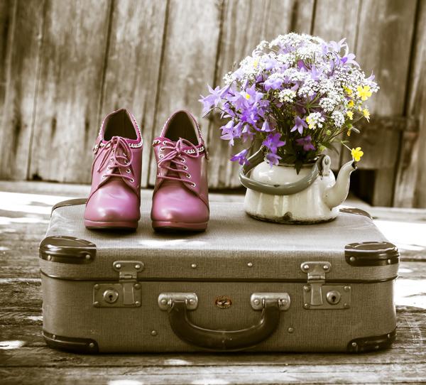 blogi nelkytplusbloggari nelkytplus pinkit korkkarit chanel ketju nauhakengät harakankello kultaiset somisteet kesäinen kuva vinatge antique