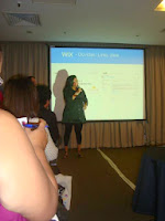 Workshop sobre Redes Sociais Hotel Golden Tulip Plaza - Ipanema