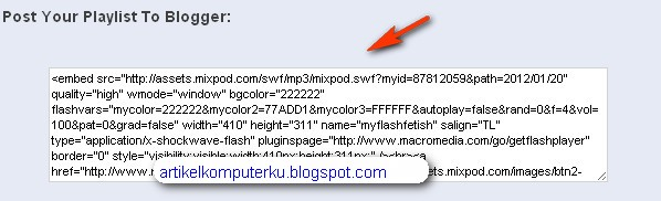 mp3 blog