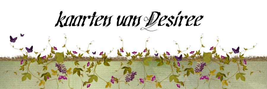 kaarten van Desiree