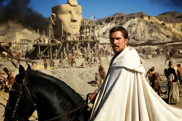 Resenha - Filme Êxodo: Deuses e Reis