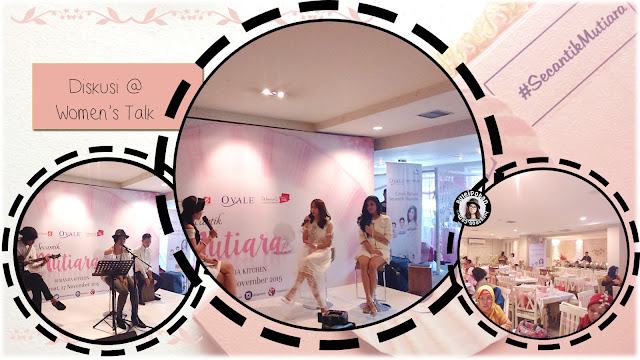 Event Womens Talk Liputan 6