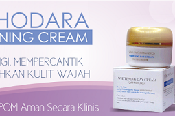 Tempat Penjualan RESMI & Cara Membeli Cream Pemutih Wajah YASHODARA Yang Asli
