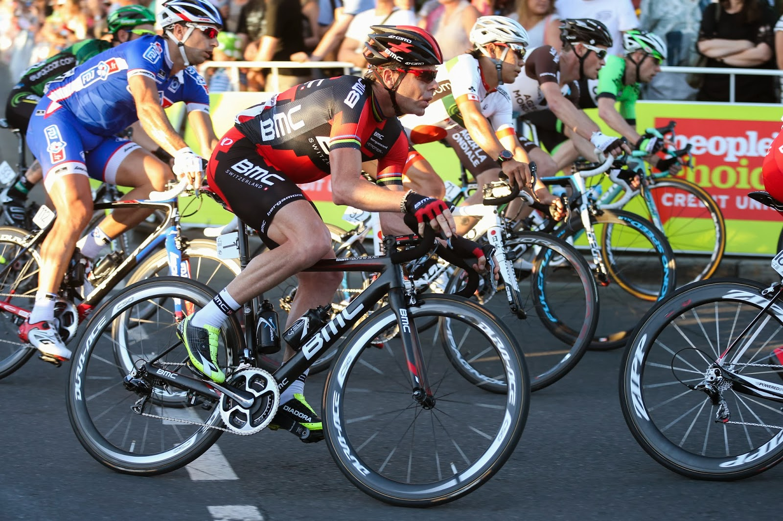 2014, Adelaide, Australia, Cadel Evans, Cycling, Down, Peloton, People's Choice, Race, Riders, Sky, Sports, Team, Tour, Under,