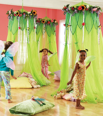 Les enfants stylish children 39 s parties blog fairy party for Fairy themed bedroom ideas