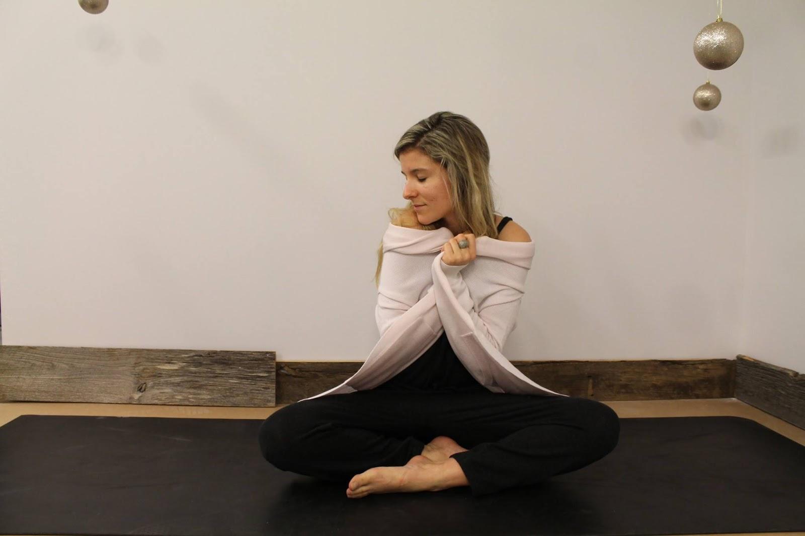 lululemon cabin yogi wrap