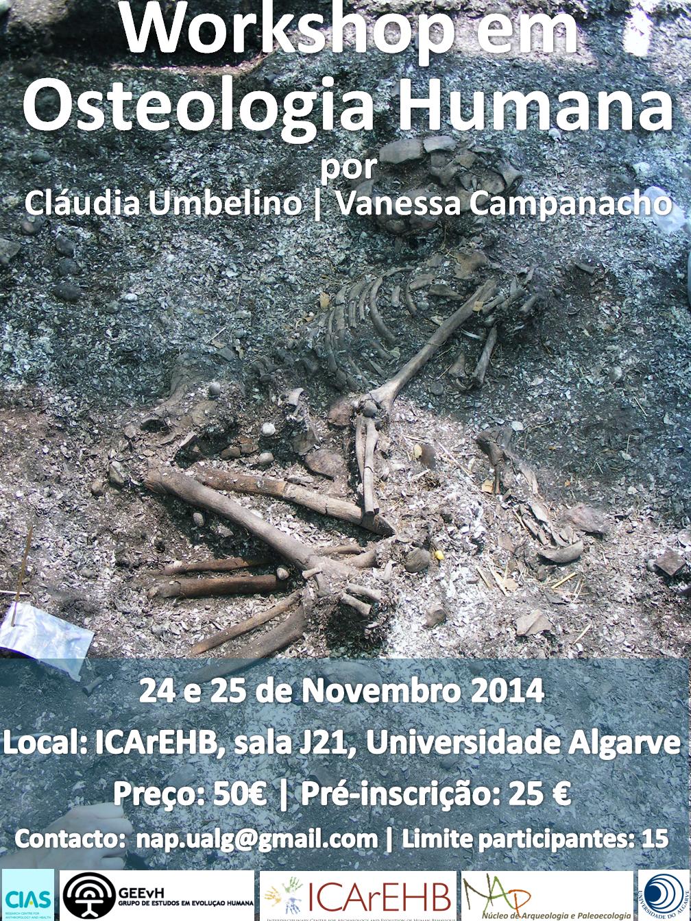 Workshop em Osteologia Humana