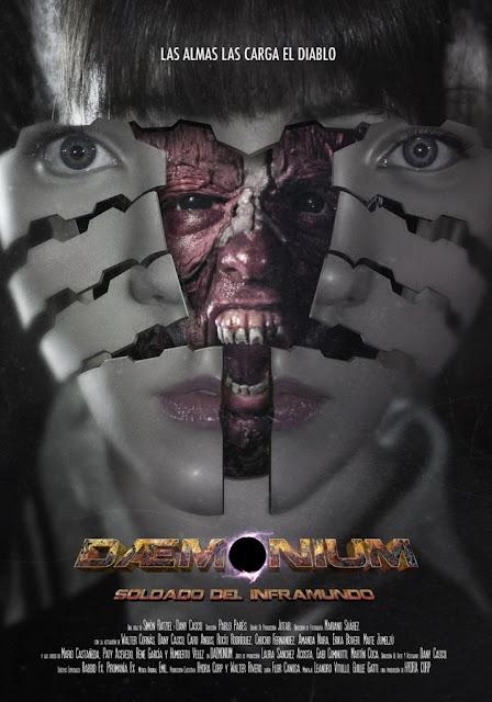 Daemonium: Soldier of the Underworld (2015) ταινιες online seires xrysoi greek subs