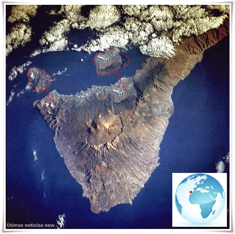 Uno de los mayores tsunamis de la historia se produjo en tenerife islas canarias noticias news - Cuadros tenerife ...