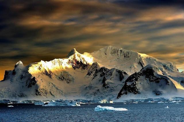 La misteriosa Antártida