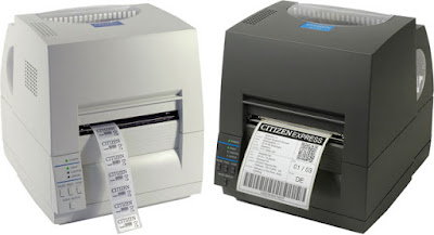 Citizen Printers buy from best dealer of delhi in india indianbarcode corporation