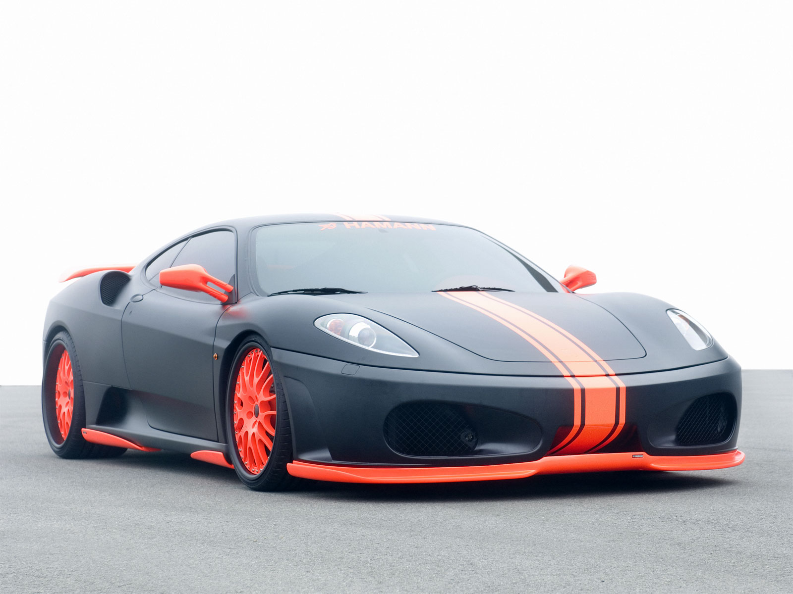 Top Ten Fastest Ferraris 1