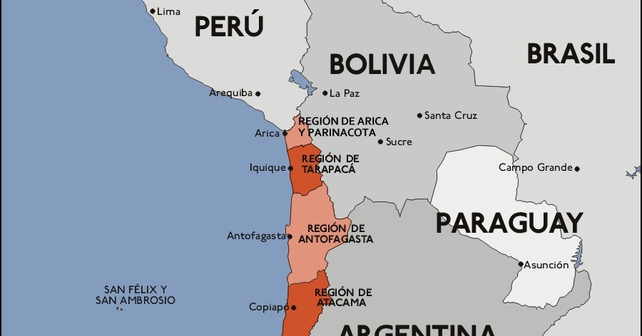 Mapas de chile mapa chile argentina for Marmol donde se encuentra
