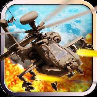 لعبة حرب طائرات الهيليكوبتر helicopter wars للتحميل
