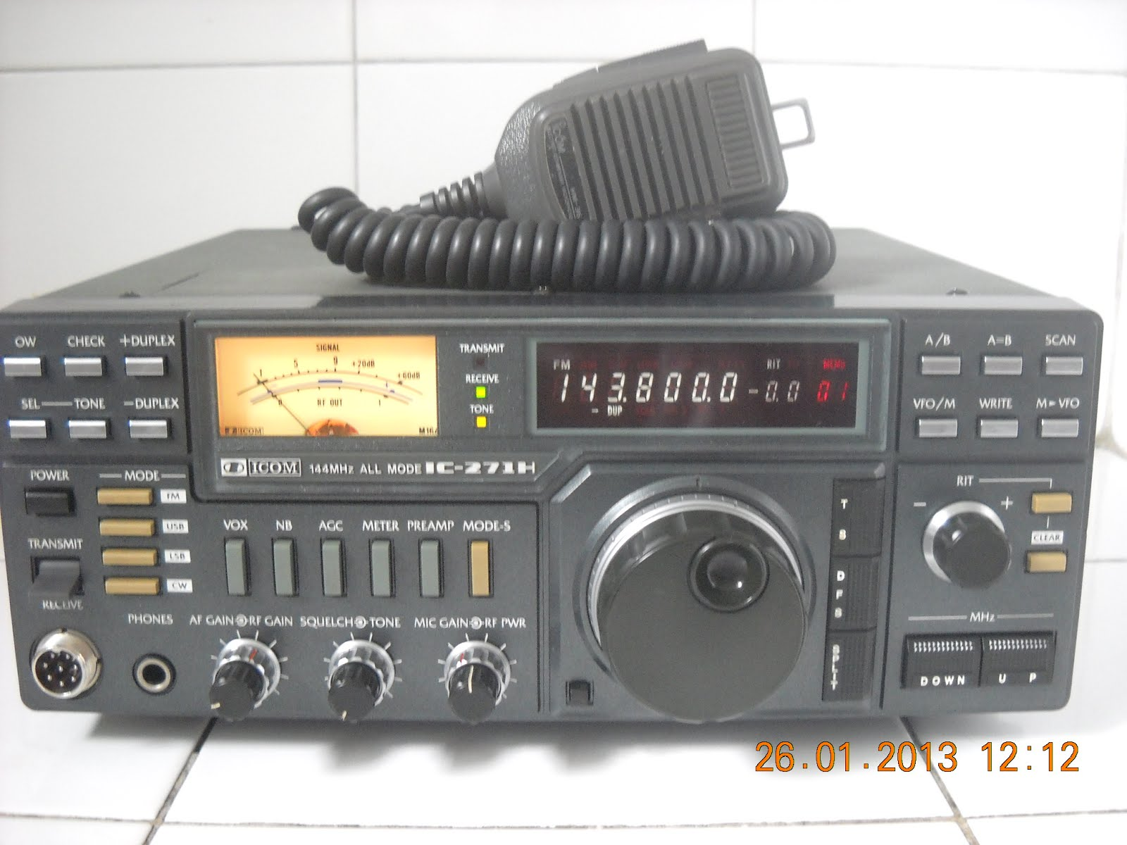 Icom 271a 5 10 from 4 votes 6 picture