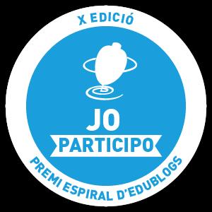 X Premi Espiral Edublogs 2016