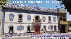 12.07.17 EXPOSICIÓN DE ARTESANOS CERAMISTAS EN EL CENTRO CULTURAL EL ARTE