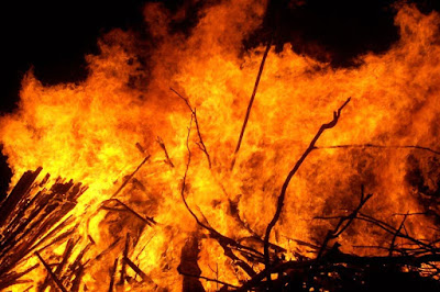 Christ Embassy Church At Oregun Road, Ikeja, Lagos Gutted By Fire