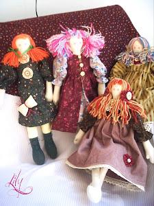 """Mi pasión """"las muñecas"""""""