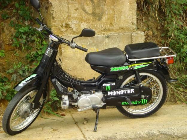 referensi modifikasi motor yamaha 80