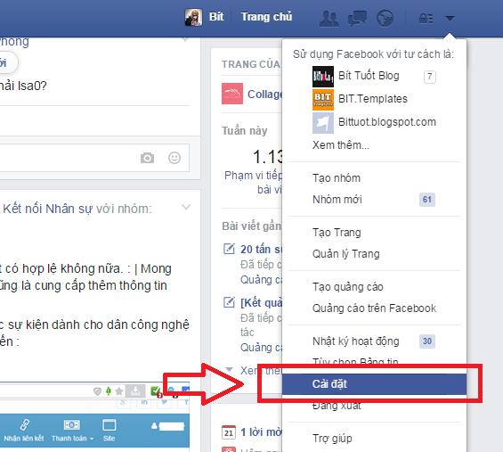 Cách chặn tin nhắn quảng cáo tin nhắn rác trên Facebook