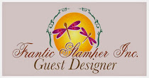 Proud Guest Designer at Frantic Stamper