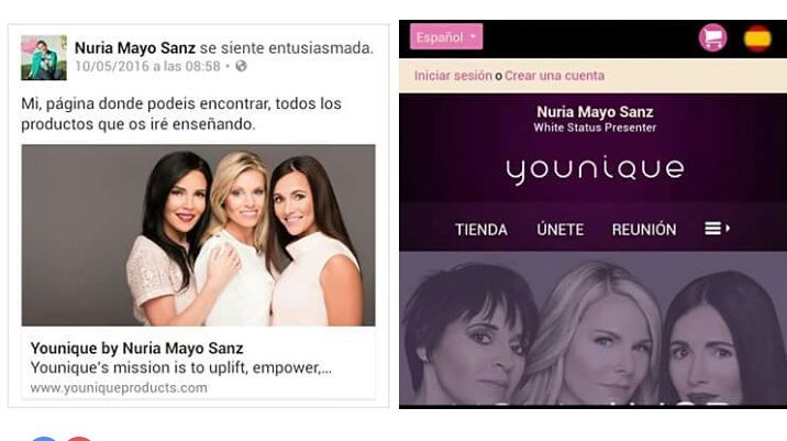 YOUNIQUE ESPAÑA